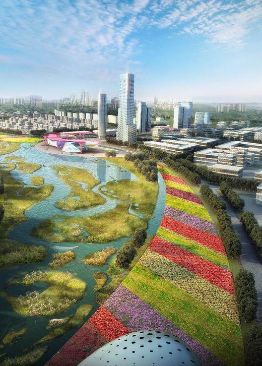 京津新城规划_京津中关村科技新城规划 - Eco-energy - WDCE