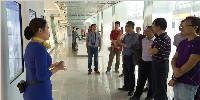 華通國際常務副總裁劉吉臣率團赴廣東深圳對超高層項目參觀考察