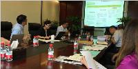 集成電路投資界第一人陳大同聽取高新產業研究院成果
