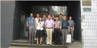 北京工程勘察设计行业协会领导华到通国际视察