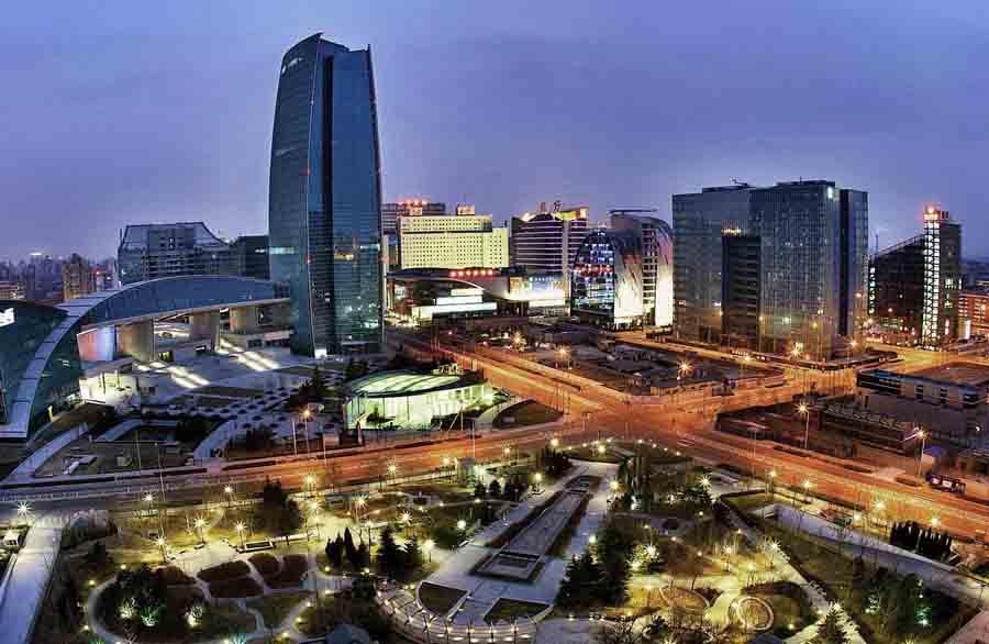 从京津冀一体化看产业园区未来发展