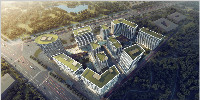 华通国际中标正定新区周汉河项目规划设计及225#地块项目工程概念方案设计