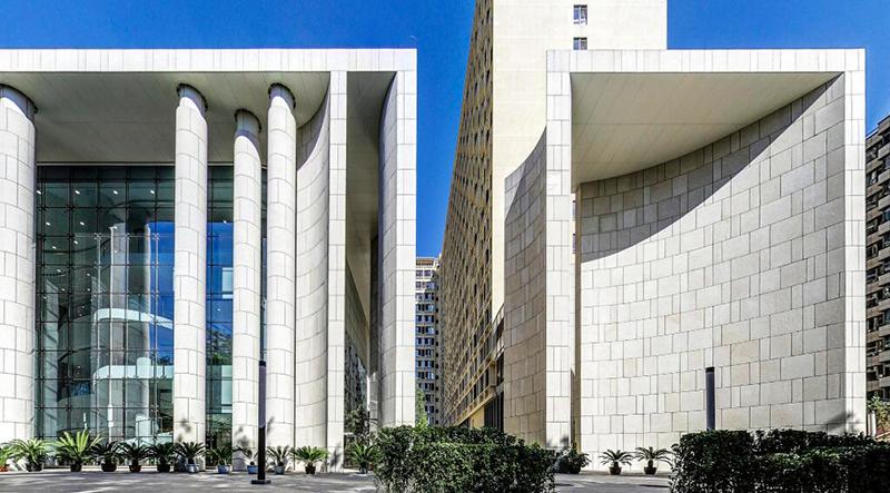 华通国际中央音乐学院(音乐厅、学生公寓)项目获选2016-2017年度第一批国家优质工程奖
