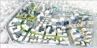 """华通国际中标""""市北高新技术服务业园区17-02地块""""项目概念设计"""