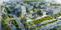"""华通国际中标""""宝坻京津协同发展中心""""项目概念设计"""