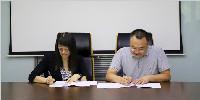 华通国际与北京中铁装饰工程有限公司签订战略合作协议