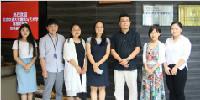 北京交通大学建筑与艺术学院2018年就业实践团赴北京华通国际开展就业实践活动