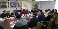 華通動態|遼寧海城市領導一行蒞臨華通國際考察交流