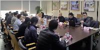 華通動態 | 中鐵二十二局集團房地產開發有限公司領導一行到訪華通國際考察交流