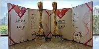 榮譽 | 華通國際兩項目同時斬獲第九屆中國國際空間設計大賽(中國建筑裝飾設計獎)金獎